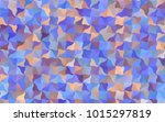 light blue  yellow vector... | Shutterstock .eps vector #1015297819