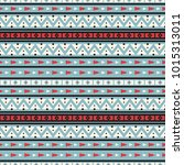 seamless vector decorative... | Shutterstock .eps vector #1015313011