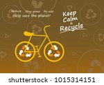 reduce reuse recycle   Shutterstock .eps vector #1015314151