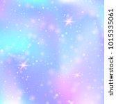 hologram abstract background....   Shutterstock .eps vector #1015335061