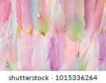 multi colored and colorful... | Shutterstock . vector #1015336264