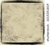 texture beige grunge | Shutterstock . vector #1015351819