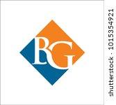 bg rhombus initial typography... | Shutterstock .eps vector #1015354921