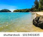 langkawi island  malaysia  ... | Shutterstock . vector #1015401835