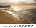 portrait of beautiful scenery... | Shutterstock . vector #1015415155