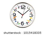 concept of time to take... | Shutterstock . vector #1015418335