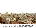 panoramic views of london from... | Shutterstock . vector #1015427245