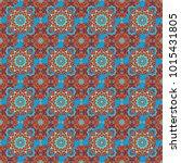 Quatrefoil Vector Pattern....