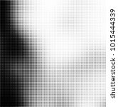 the texture of halftone black... | Shutterstock . vector #1015444339