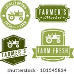 Farmer\'s Market Fresh And Local