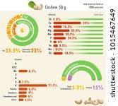 infographic illustration of... | Shutterstock .eps vector #1015467649