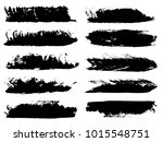vector collection of artistic... | Shutterstock .eps vector #1015548751