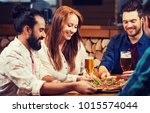 leisure  food and drinks ... | Shutterstock . vector #1015574044