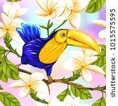 seamless pattern  background... | Shutterstock .eps vector #1015575595