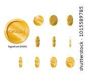 gold rotate dash frames