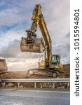 Small photo of Works to extend the ring road of Segovia in Spain