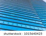 close up of modern office...   Shutterstock . vector #1015640425