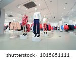 several humanoid models in the...   Shutterstock . vector #1015651111