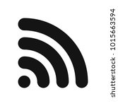 wifi symbol. wireless internet...