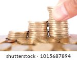 financial concept image | Shutterstock . vector #1015687894