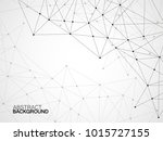 abstract geometric background... | Shutterstock .eps vector #1015727155