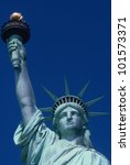 Torso Of Statue Of Liberty  Ne...