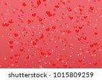 heart of valentine day for... | Shutterstock .eps vector #1015809259