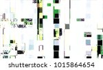 colored noise digital cgi... | Shutterstock . vector #1015864654