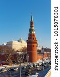 moscow  russia   february 01 ... | Shutterstock . vector #1015878301