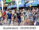 thailand   pattaya   april 13   ... | Shutterstock . vector #1015923985