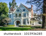 patterson house on the grounds... | Shutterstock . vector #1015936285