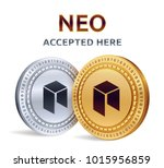 neo. accepted sign emblem....   Shutterstock .eps vector #1015956859