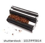 tobacco and filter for hand...   Shutterstock . vector #1015995814