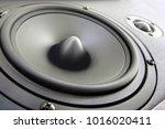 hi end loudspeakers. monitor... | Shutterstock . vector #1016020411