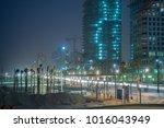 tel aviv  israel   january 18 ... | Shutterstock . vector #1016043949