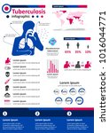 simple flat style infographics... | Shutterstock .eps vector #1016044771