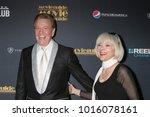 los angeles   feb 2   wink... | Shutterstock . vector #1016078161