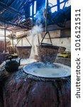 salt pond thailand | Shutterstock . vector #1016121511