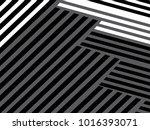 oblique  diagonal lines pattern. | Shutterstock .eps vector #1016393071