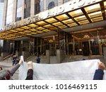 new york city  new york   usa   ... | Shutterstock . vector #1016469115