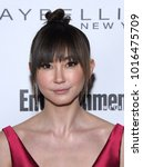 Small photo of LOS ANGELES - JAN 20: Kimiko Glenn arrives for the EW Magazine honors SAG Nominees on January 20, 2018 in West Hollywood, CA