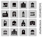 buildings  real estate  house... | Shutterstock . vector #1016482141