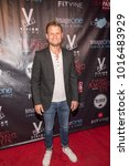 "Small photo of Aaron Schwartz attends ""Living Among Us"" Los Angeles Premiere at Laemmle's Ahrya Fine Arts Theatre, Los Angeles, CA on February 1, 2018"