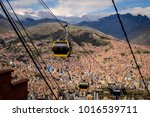 cable of the cable cars in la... | Shutterstock . vector #1016539711