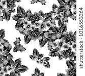 abstract elegance seamless... | Shutterstock . vector #1016553364