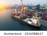the projects underway at major...   Shutterstock . vector #1016588617