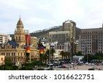 cape town city center  sar | Shutterstock . vector #1016622751