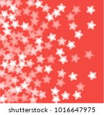 snowflake falling which... | Shutterstock .eps vector #1016647975
