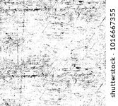 chaotic grunge ink particles.... | Shutterstock . vector #1016667355