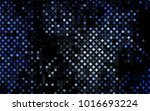 dark blue vector  cover with... | Shutterstock .eps vector #1016693224